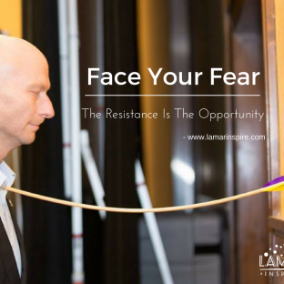 Face Your Fear LAMAR Inspire